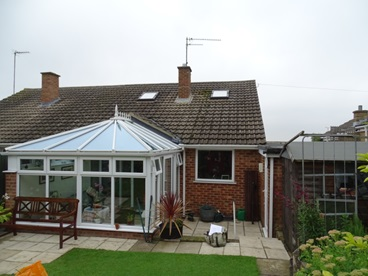 Semi Detached Bungalow with rooms in roof Dunstable