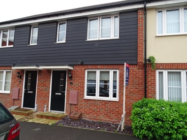 Modern Terraced property Dunstable