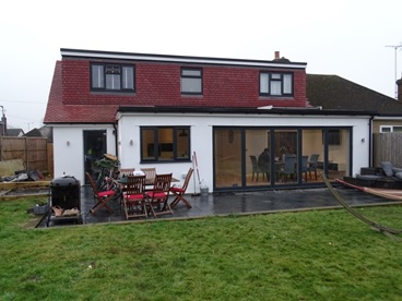 Caddington 4 Bedroomed Extended Bungalow