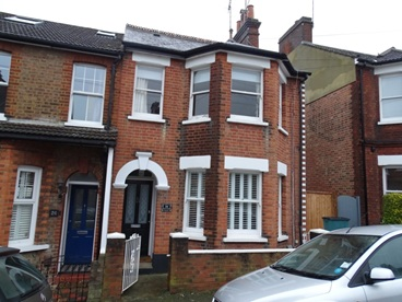 St Albans 4 Bedroomed Victorian House