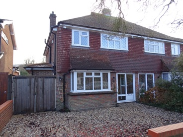 Dunstable 3 Bedroomed Extended Semi Detached