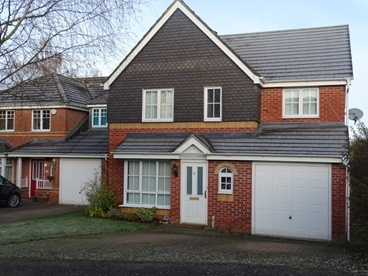 Wendover 4 Bedroomed Detached