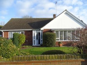 Detached Bungalow, Totternhoe, Bedfordshire.