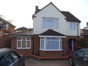 Detached extended, Dunstable, Bedfordshire