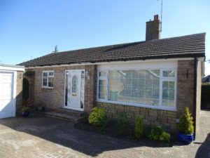 Detached bungalow in Houghton Regis