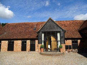 Grade II listed Barn conversion Ashley Green, Buckinghamshire