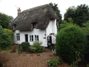 Thatched, Grade II listed Roxton Bedfordshire