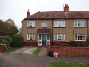 3 Bedroomed 1930s Semi in Bletchley, Buckinghamshire.