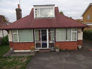 3 Bedroomed Chalet Bungalow. Aston Clinton Buckinghamshire.