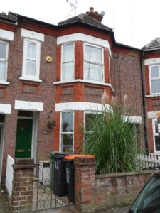 3 Bedroomed Victorian Dunstable.