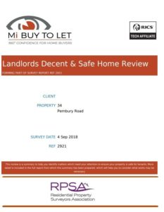Buy-to-Let Survey