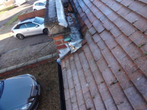 roof top and gutter