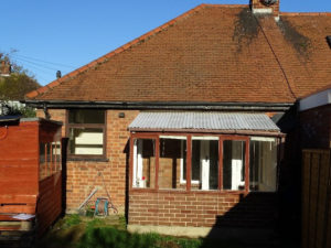 2 Bedroomed Semi Bungalow in Dunston Northampton