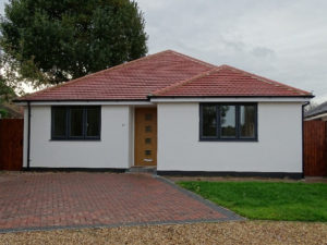 New 2 Bedroomed bungalow in Caddington Bedfordshire