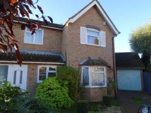 Older property in Ampthill, Bedfordshire