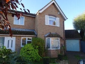 Older property in Ampthill, Bedfordshire