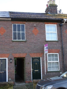 2 Bedroomed Terrace with 2 Storey rear extension