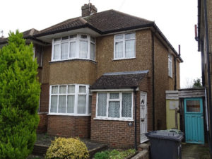 3 Bedroomed Semi 1930's in Luton